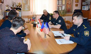 Руководство НИП провело встречу с представителями ассоциаций байкеров Молдовы.