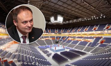 Демпартия объявила о строительстве спортивной арены в Кишиневе.