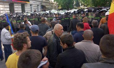 """Участники протеста от платформы """"DA"""" остаются под арестом"""