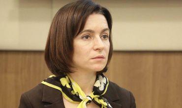 Майя Санду в качестве нового премьера: Диктатор пал, идет очистка Молдовы