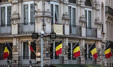 В Брюсселе ищут мужчину, грозившего из окна муляжом автомата.