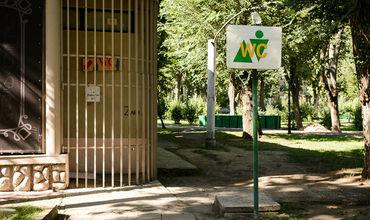 В двух парках в центре Кишинева не работают общественные туалеты