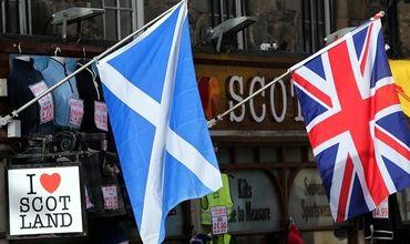 Большинство шотландцев хотят остаться в составе Великобритании.