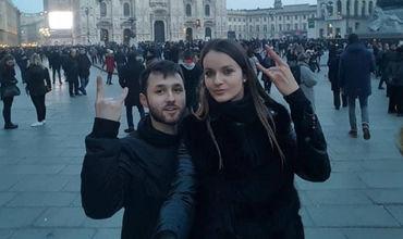 Студент, убитый в Париже, встречался с молдавской моделью.