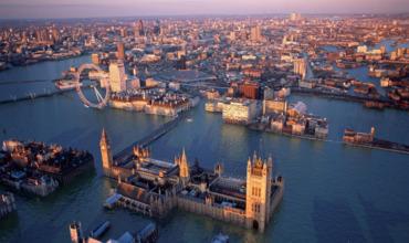 Лондон, Нью-Йорк и Шанхай к 2100 году могут оказаться под водой