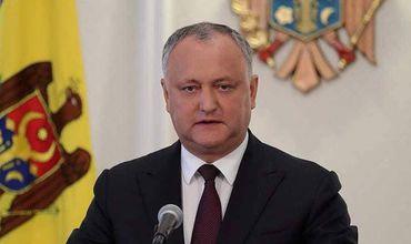 Додон назвал решение КС о русском языке антинародным и предупредил о возможных последствиях.