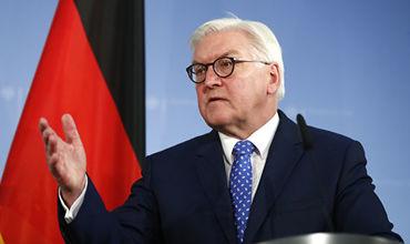 Президент Германии поздравил Игоря Додона и молдавский народ с Новым годом