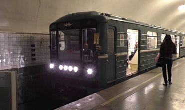 """Приезжий из Молдовы упал под прибывающий поезд на станции """"Таганская"""" Кольцевой."""