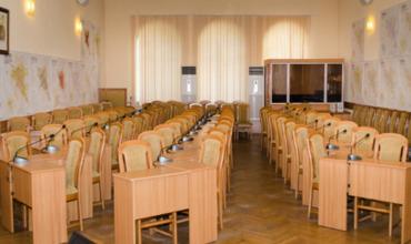 Заседание мунсовета Кишинева не состоялось из-за отсутствия кворума.