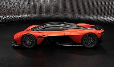 Aston Martin показал новое авто Джеймса Бонда.