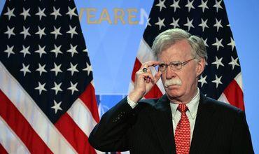 МИД Кубы назвал Болтона самой серьезной угрозой миру.