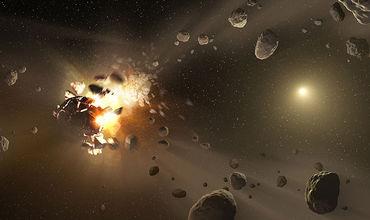 NASA построит корабль для защиты Земли от астероидов.