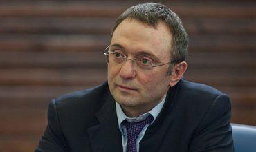 Justiţia cere 40 de milioane euro cauţiune oligarhului rus Suleiman Kerimov.
