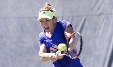 Simona Halep se califică în sferturi la Indian Wells