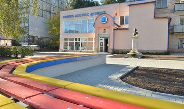 В Кишиневе на месте незаконной парковки открыли зону отдыха