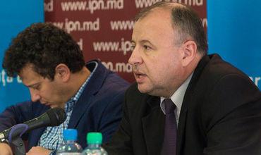 Victor Juc: Moldova trebuie să țină cont de recomandările Comisiei de la Veneția. Foto: ipn.md