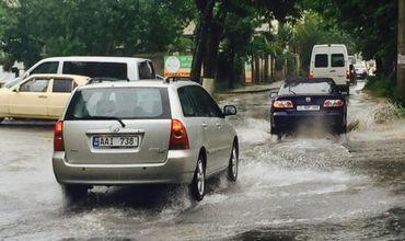 Плохая погода ожидает граждан сегодня вечером, 18 июня, и в ночь на 19 июня. Фото: protv.md