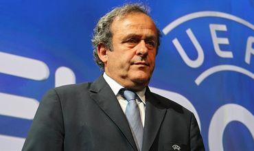 Бывший президент УЕФА Мишель Платини арестован во Франции.