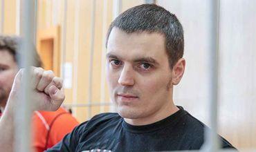Журналист Александр Соколов.