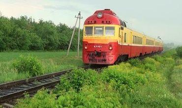 В Гидигиче поезд насмерть сбил мужчину.