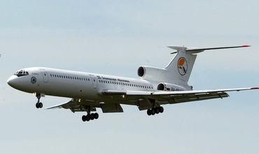 Фрагменты и шасси Ту-154 обнаружены в 6 км от берега.