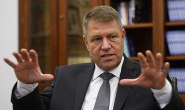 Клаус Йоханнис: Создание коалиции - залог продолжения реформ в Молдове