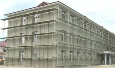 В селе Готешты ученики до сих пор не ходят в школу из-за ремонта.