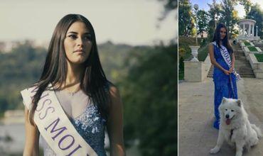 Мисс Молдова - 2017 Анна Баданеу выпустила презентационный ролик