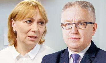 Алла Немеренко объяснила, почему не приняла отставку Гылкэ.
