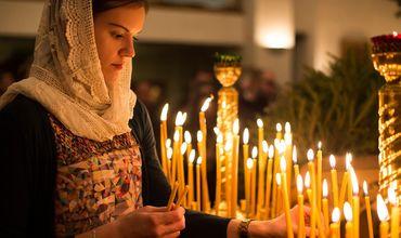 Православные отмечают день Святой мученицы Евдокии