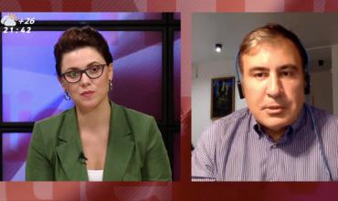 Саакашвили посоветовал посадить Плахотнюка в тюрьму