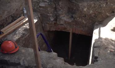 В центре Кишинева были обнаружены подземные туннели.