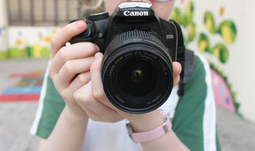 Муниципалитет запустил фотоконкурс для учеников