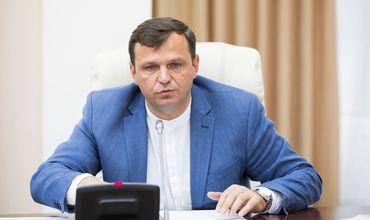 Глава МВД требует снятия парламентского иммунитета с Шора и Плахотнюка