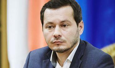 Временно исполняющий обязанности генерального мэра Кишинева Руслан Кодряну.