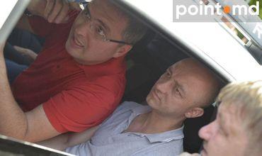 Ренато Усатого задержали, он едет в прокуратуру