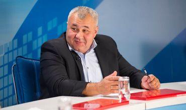 Мэр Бельц Николай Григоришин.