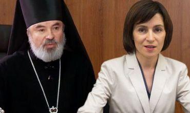 Верховный суд обязал епископа Маркела выплатить Санду 20 000 леев.