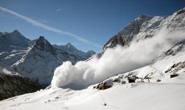 В Карпатах сохраняется значительная опасность схода лавин.