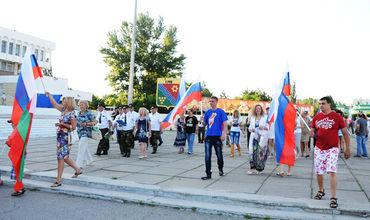 В Приднестровье отмечают День России.