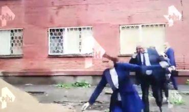 Представитель горадминистрации отметил, что мэр в целом иронично отнеслась к произошедшему.