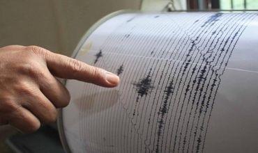 Землетрясение магнитудой 3,6 произошло сегодня на границе Молдовы, Румынии и Украины.