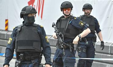 На юге Швеции в результате стрельбы пострадали четыре человека. Фото: reuters.com
