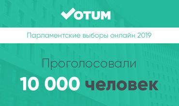 Votum.md: В онлайн-опросе приняли участие 10 000 респондентов.