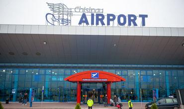 Самолет незаконно приземлился в аэропорту Кишинева
