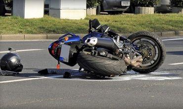 С начала года в Молдове произошли десятки аварий с участием мотоциклистов и велосипедистов