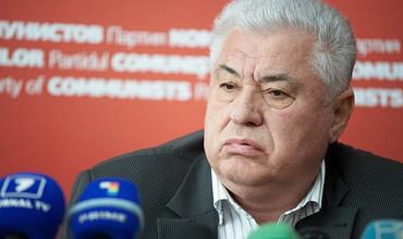Воронин назвал избирательный лозунг ПКРМ