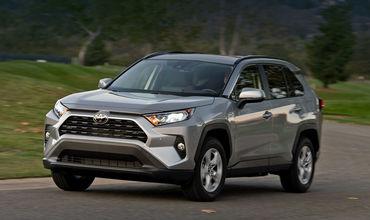 Toyota RAV4 и Corolla превратятся в гибридные Suzuki
