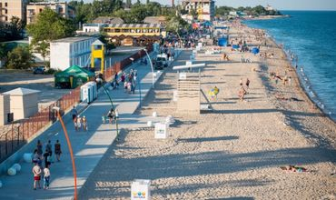 За последнюю неделю на одесских пляжах спасли 77 человек.