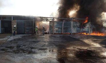 За неделю пожары нанесли ущерб Гагаузии на 400 тысяч леев.